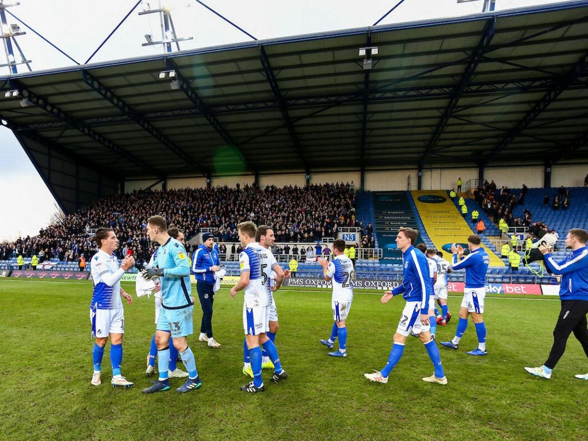 The wrap – Oxford United 0 Bristol Rovers 2