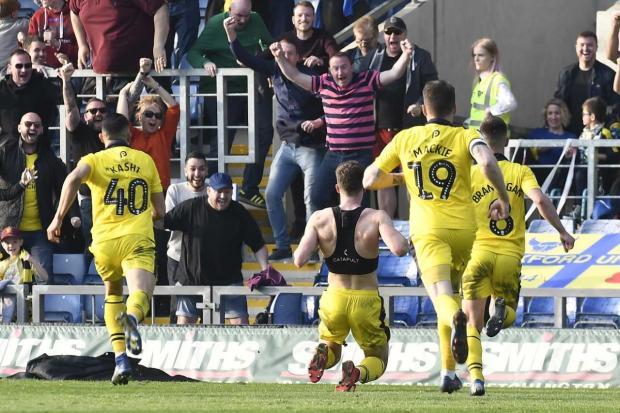 The wrap: Oxford United 2 Wycombe Wanderers 1